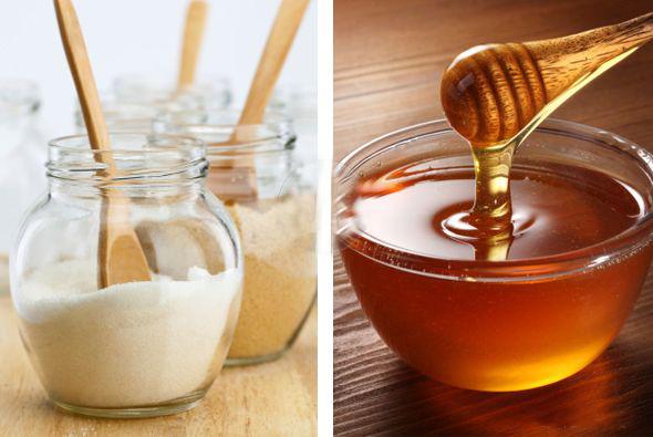 Como aplicar miel en una herida